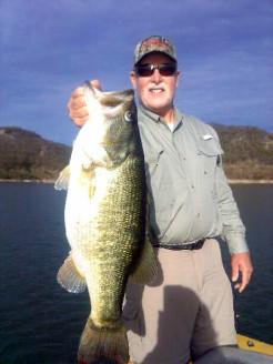 """Steve """"Big O"""" Parks Comedero 11 lb 12 oz"""