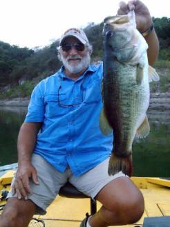 Terry Oldham Comedero 10 lb 8 oz