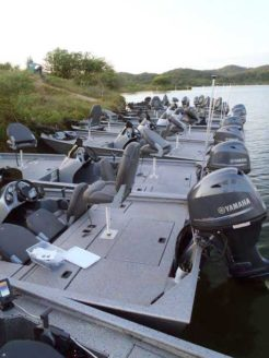RSJA's XPRESS BASS BOATS…THE BEST IN MEXICO