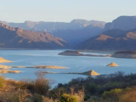 Beautiful View from the Lodge (THIS IMAGE, LIKE MOST CAN BE ENLARGED; JUST CLICK ON IT).