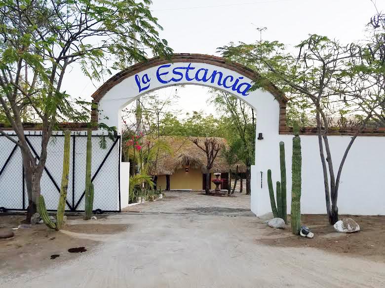 Welcome to La Estancia Huites Bass Club