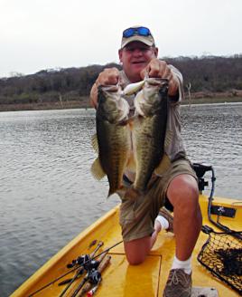 El Salto Mexico Bass fishing