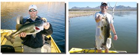Bass Fishing explosion on Lake El Salto, Mexico