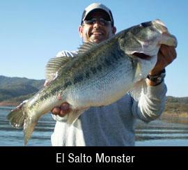 El Salto Monster