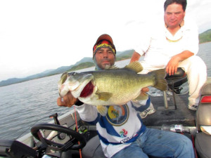 Picachos giant caught by local angler