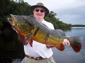 25.5 lbs Peacock Bass