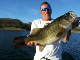 Lake El Salto monster