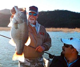 Lake Comedero 2017 fishing record