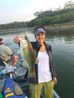Picachos bass fishing