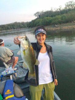 Picachos bass fishing